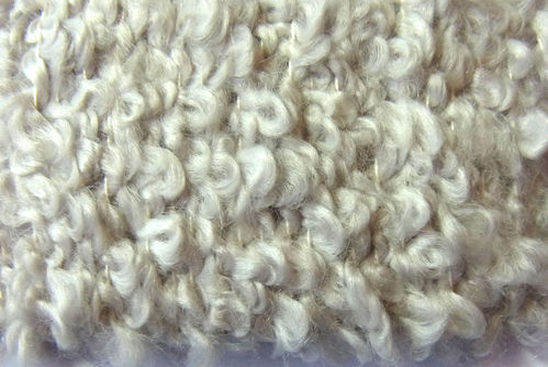 AR Kaschmir Bouclé #31065 light gray