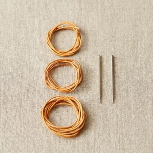 CocoKnits Leather Cord + Needle Kit