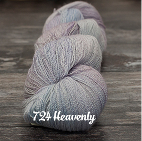 Fyberspates Gleem Lace #724 heavenly