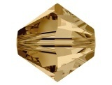 Swarovski Light Col. Topaz Sel. 8mm #015 SALE 30%