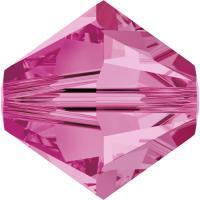 Swarovski Xilion 5328 #209 rose 4mm