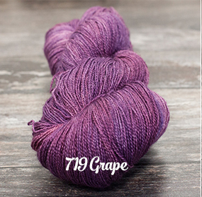 Fyberspates Gleem Lace #719 grape