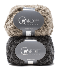 Cardiff Cashmere Curly