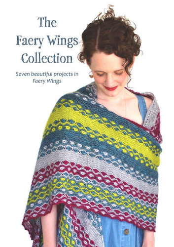 The Faery Wings Collection Booklet