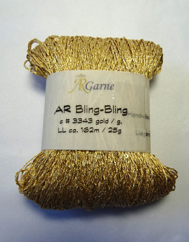 AR Bling-Bling # 3343 gold / g.